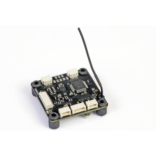 AIO Multirotor Flight Controller 12V - HoTT Telemetry - LED Control