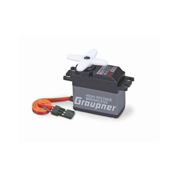 HBS 860 BBMG High-Torque 20mm HV BL Digital Servo