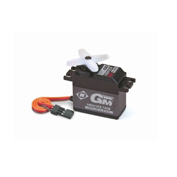 HGM SOR BBMG Torque Racing 20mm HV BL Digital Servo