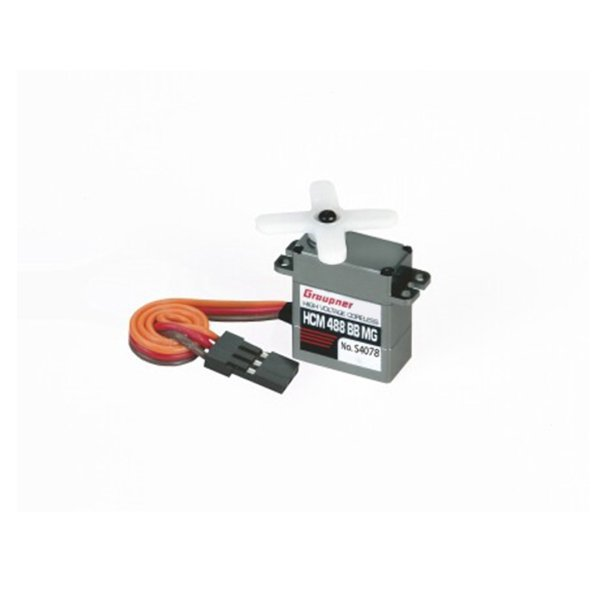 HCM 488 BBMG High-Speed 12mm HV CL Digital Servo