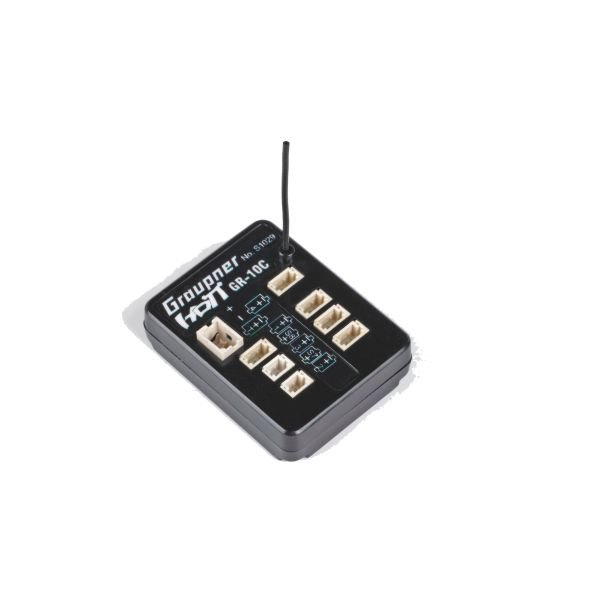 GR-10C 2.4GHz Telemetry Receiver & Multirotor Flight Controller