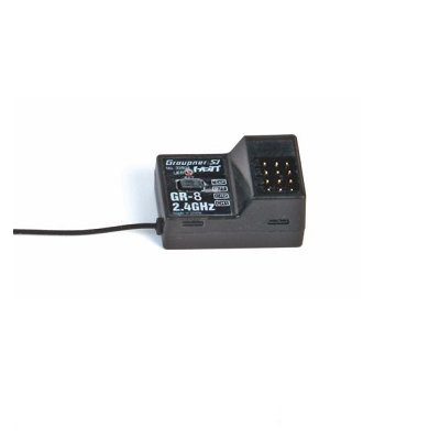 GR-8 4 Channel 2.4GHz HoTT Receiver