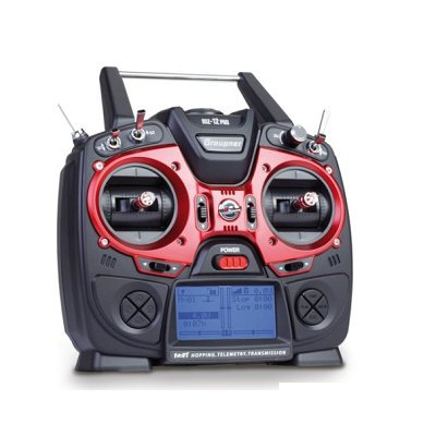 mz-12 PRO 12 Channel 2.4GHz HoTT Transmitter