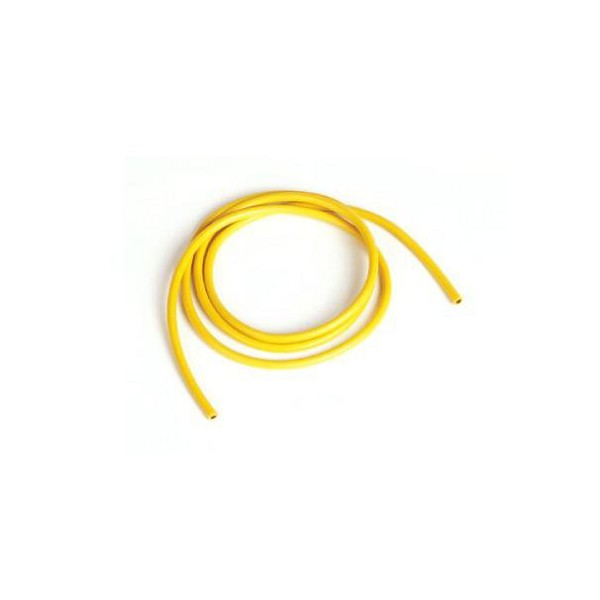 Silicon Wire 12 AWG 1m Yellow