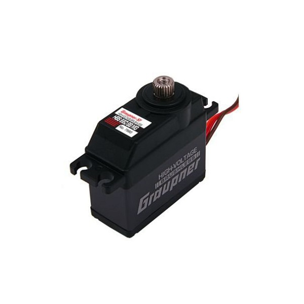 HBS 660 BBMG Torque HV BL 16mm Digital Servo