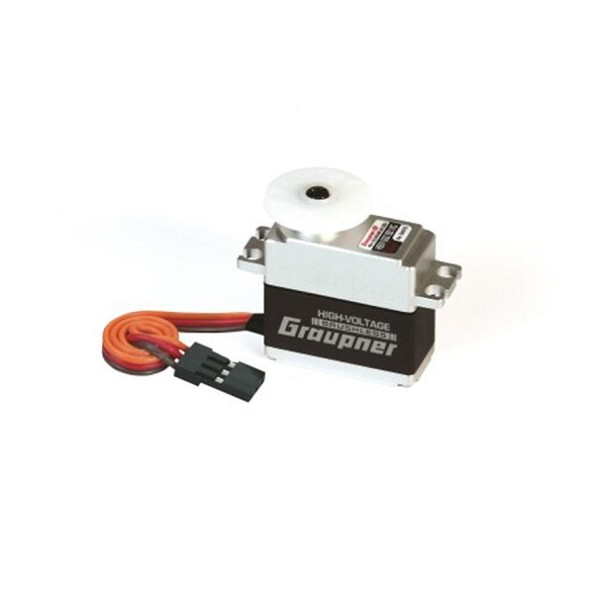 HBM 660 BBMG Torque 16mm HV BL Digital Servo