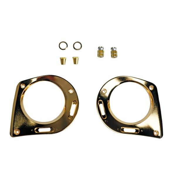 mz-32 Face Plate and Gimbal Extensions - Gold